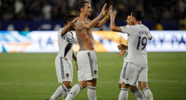 Ibrahimovic superó a Vela y Rooney como el mejor recién llegado a la MLS