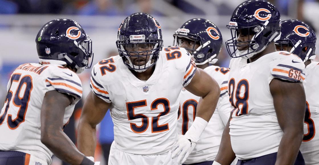 ¡Gracias NFL! En imágenes el triunfo de los Bears sobre los Lions en el Thanksgiving Day