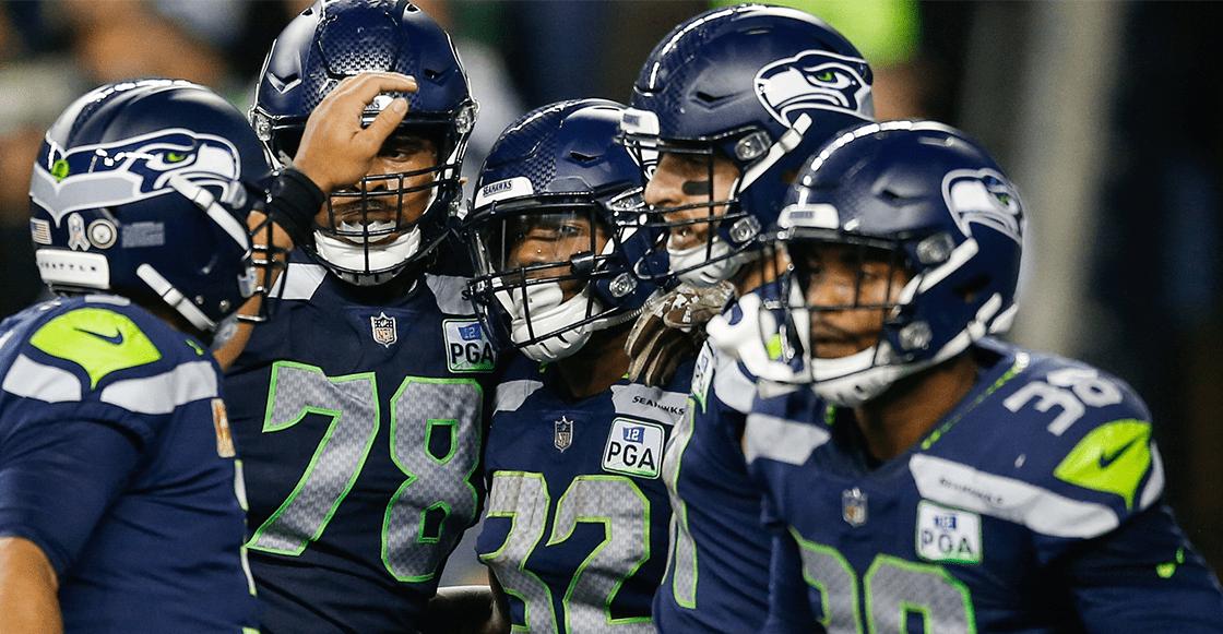 20 imágenes del triunfo de los Seattle Seahawks sobre los Green Bay Packers