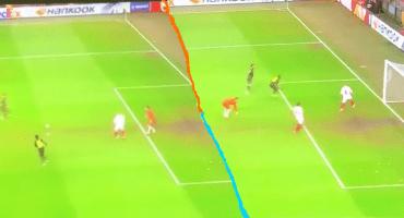 La insólita falla del Standard de Lieja frente al Sevilla en la Europa League