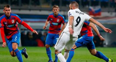 ¡De crack! Karim Benzema es el máximo goleador francés en Europa