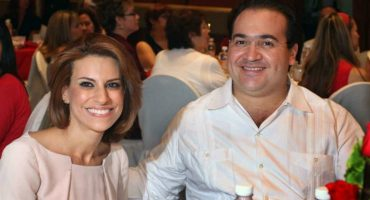 Ya salió al tiro: Karime Macías dispuesta a declarar; dice ser inocente