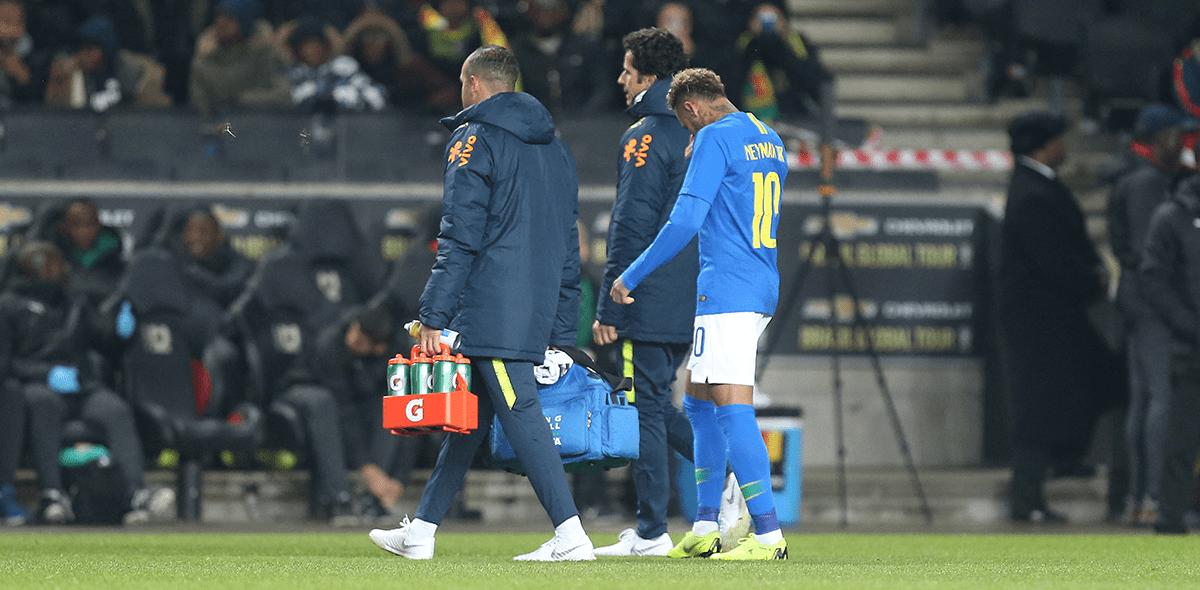 ¡Ojo aquí! PSG dio parte médico de Neymar y Kylian Mbappé