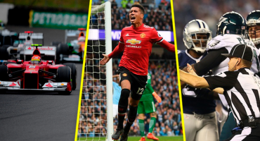 La 10 de la NFL, City-United, GP de Brasil y lo imperdible del fin de semana
