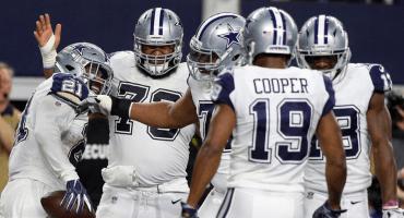 ¡4 y contando! Los Cowboys frenaron a Drew Brees y los Saints