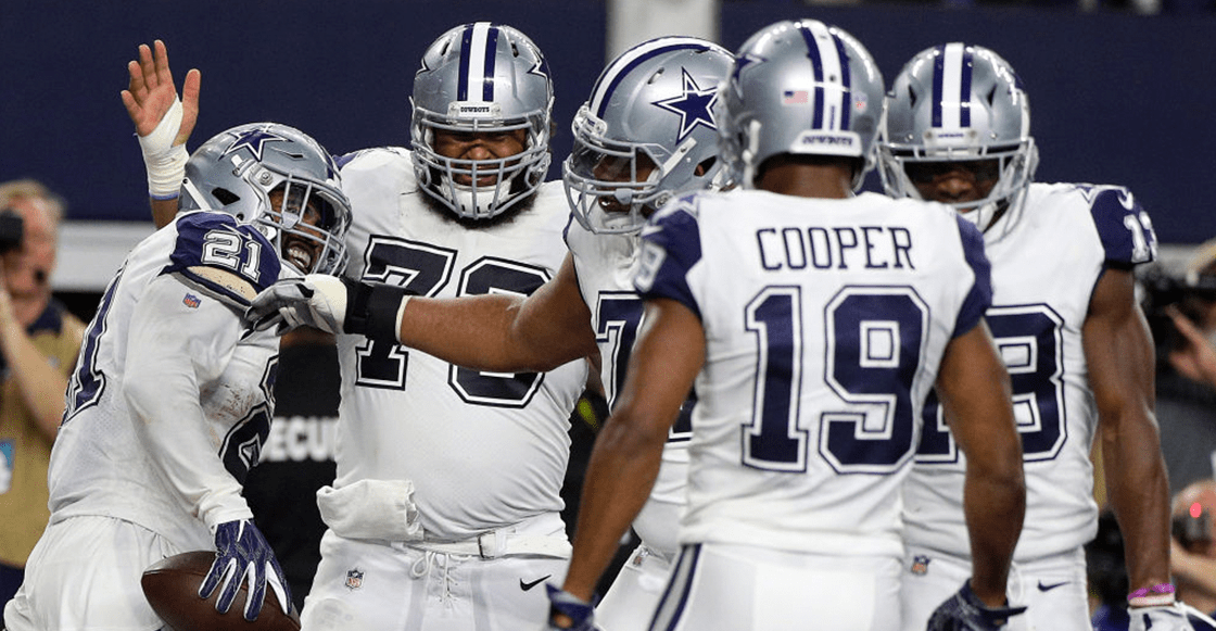 ¡4 y contando! Los Cowboys frenaron a Drew Brees y los Saints