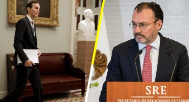 Videgaray defiende entrega del Águila Azteca a Kushner y dice que criticarlo es 'discriminatorio'