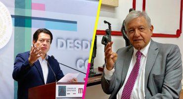 Si gobierno lo necesita, se ajustaría presupuesto para cumplir acuerdo con EU: Mario Delgado