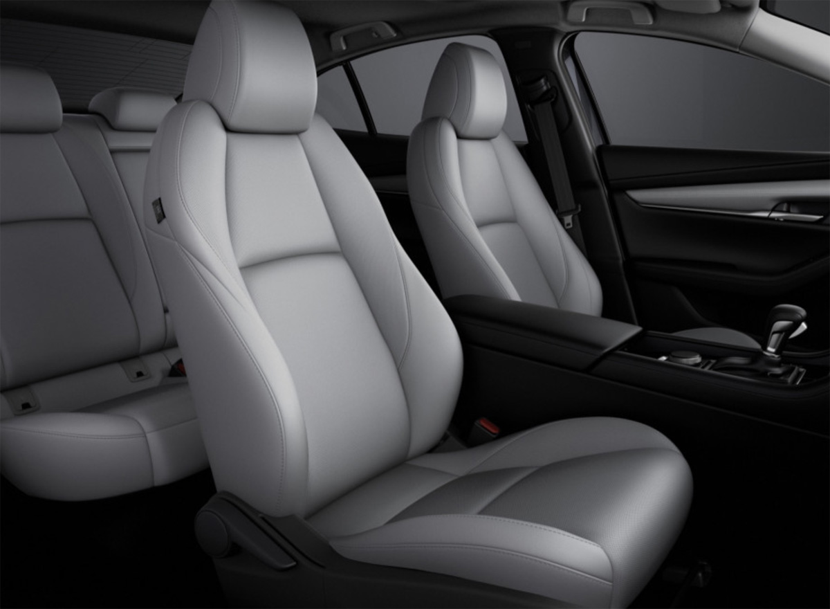 Espacio y comodidad. Dos características del nuevo Mazda 3 2019
