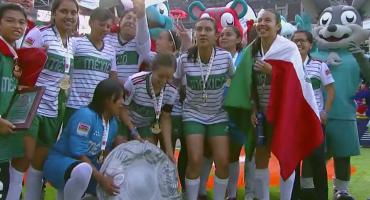 ¡A golazos! México Femenil es tetracampeón de la Homeless World Cup
