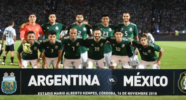 ¿Y qué esperaban? México cae un puesto en el ranking FIFA