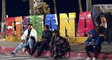 Baja California pide 12 mdp para atender a la Caravana Migrante