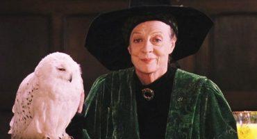 Hazte a un lado Depp: ¡La Srita. McGonagall volverá a Hogwarts en Animales Fantásticos 2!