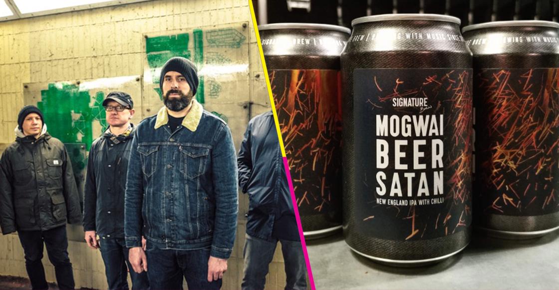 ¡Saluuud! Mogwai lanzó su propia cerveza de edición limitada