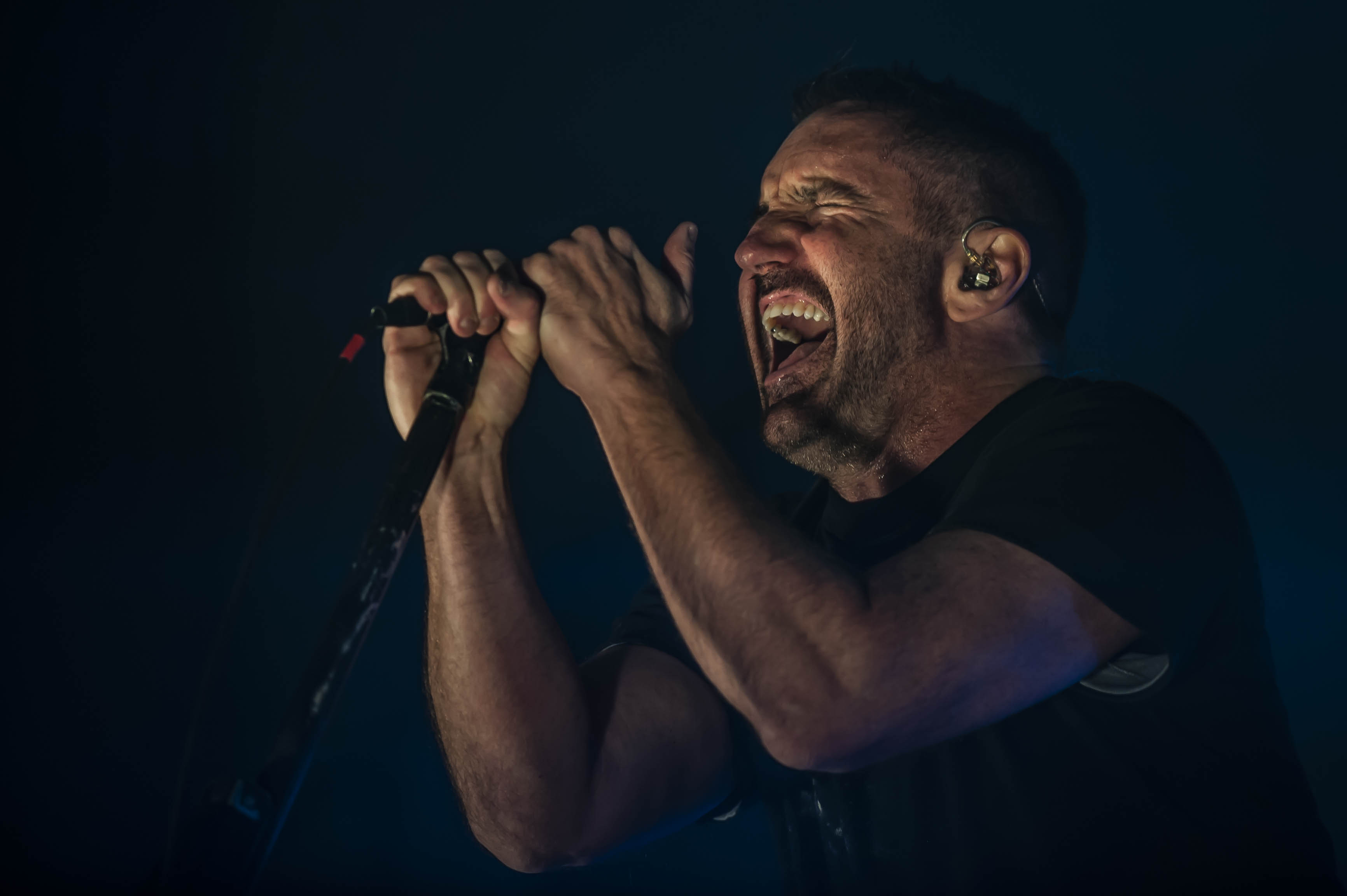 NIN frente a NIN: Nine Inch Nails en el Corona Capital vs. El Plaza Condesa