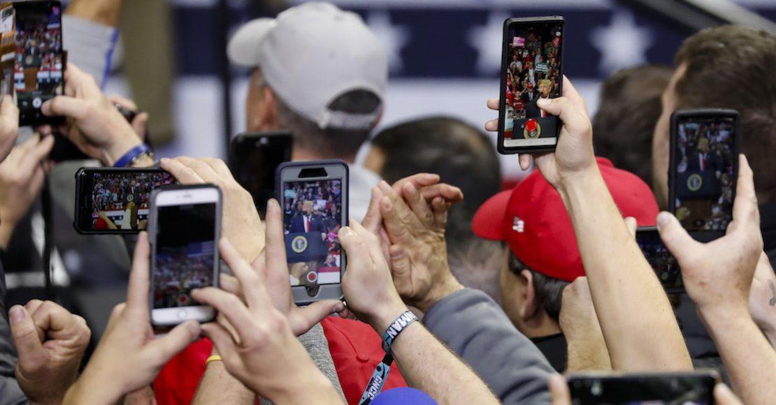 ¿El efecto Trump? 'Noticias basura' son más compartidas que en 2016, en Estados Unidos