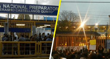 Estudiantes de la Prepa 2 UNAM anuncian paro; piden la renuncia de directora