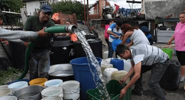 Dice Amieva que el suministro de agua estará normalizado mañana