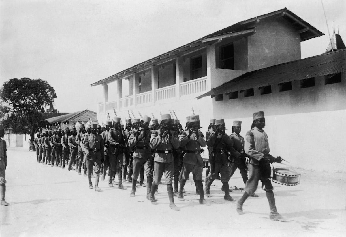 A 100 años: El día que terminó la Primera Guerra Mundial