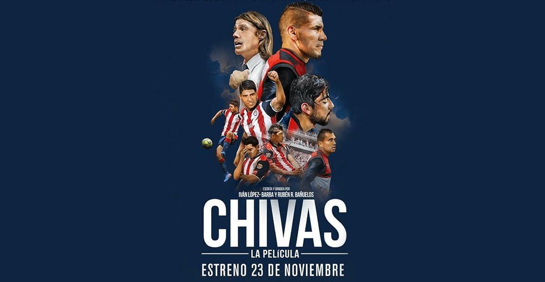 Chivas: La Película y el recuerdo de que el futbol también es un estilo de vida