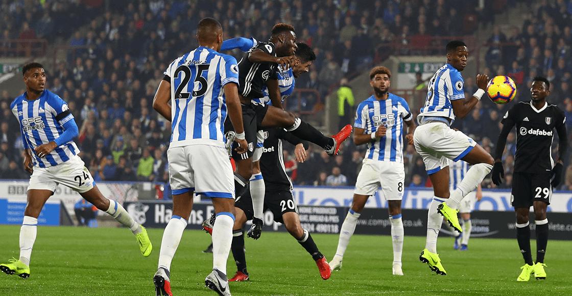 ¡Primer gol y primer triunfo! Huddersfield le pegó al Fulham