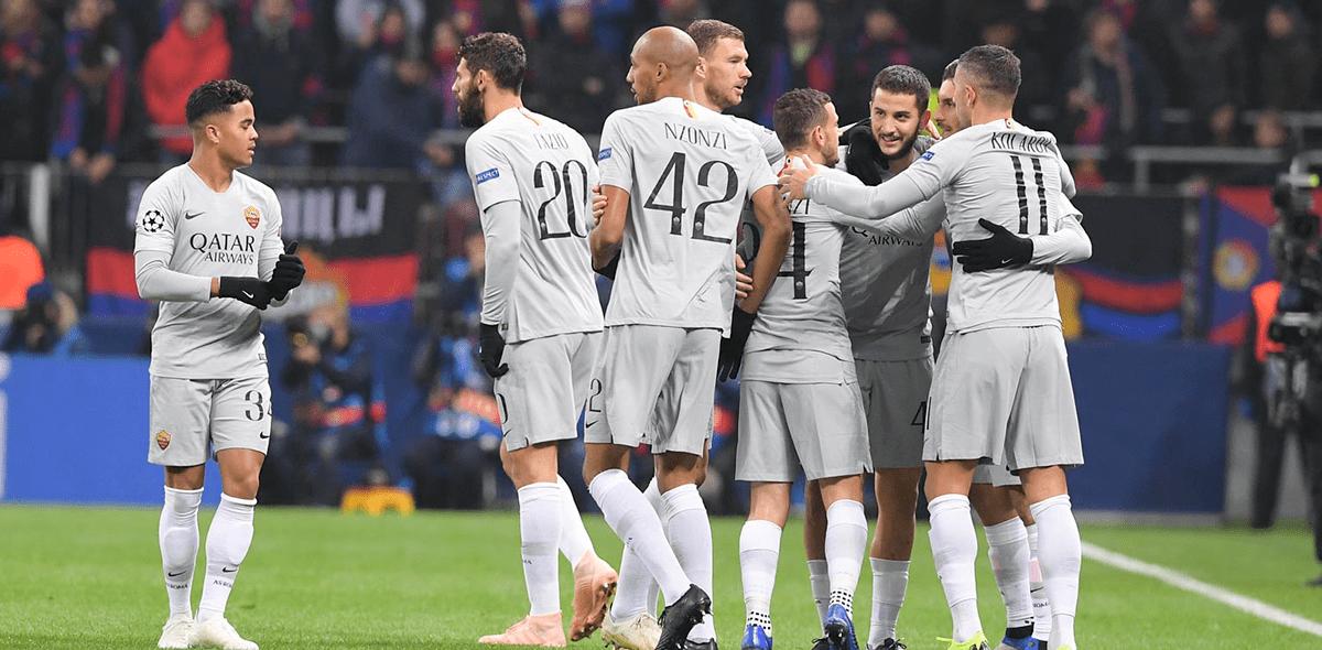 Roma se acerca a Octavos; Valencia revive ante el Young Boys