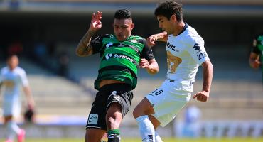 Santos dio a conocer ruptura de ligamento de Javier Cortés