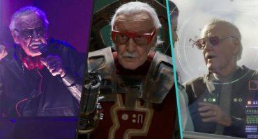 Y para recordar... ¡Aquí todos los cameos de Stan Lee!