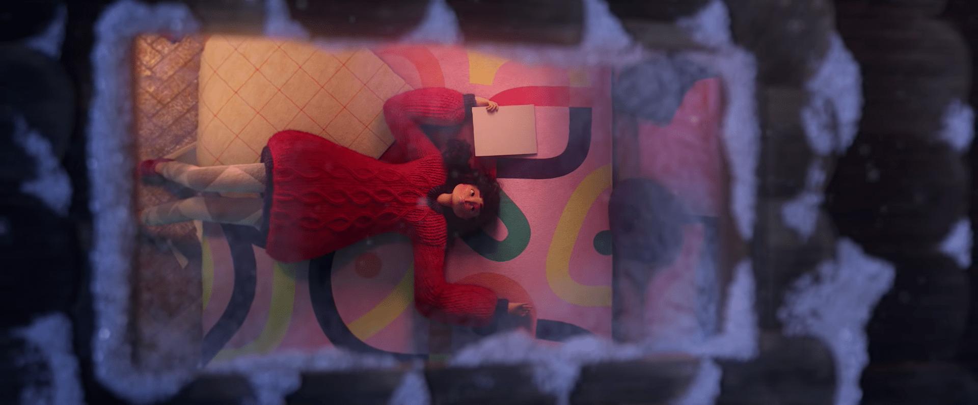 Lagrimita mil: Checa el nuevo comercial navideño de Apple al estilo Pixar