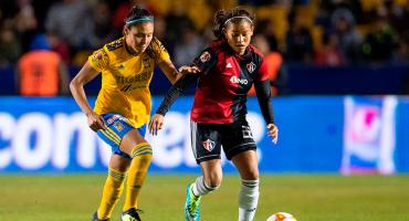 Tigres eliminó al Atlas y definió las semifinales de la Liga MX Femenil
