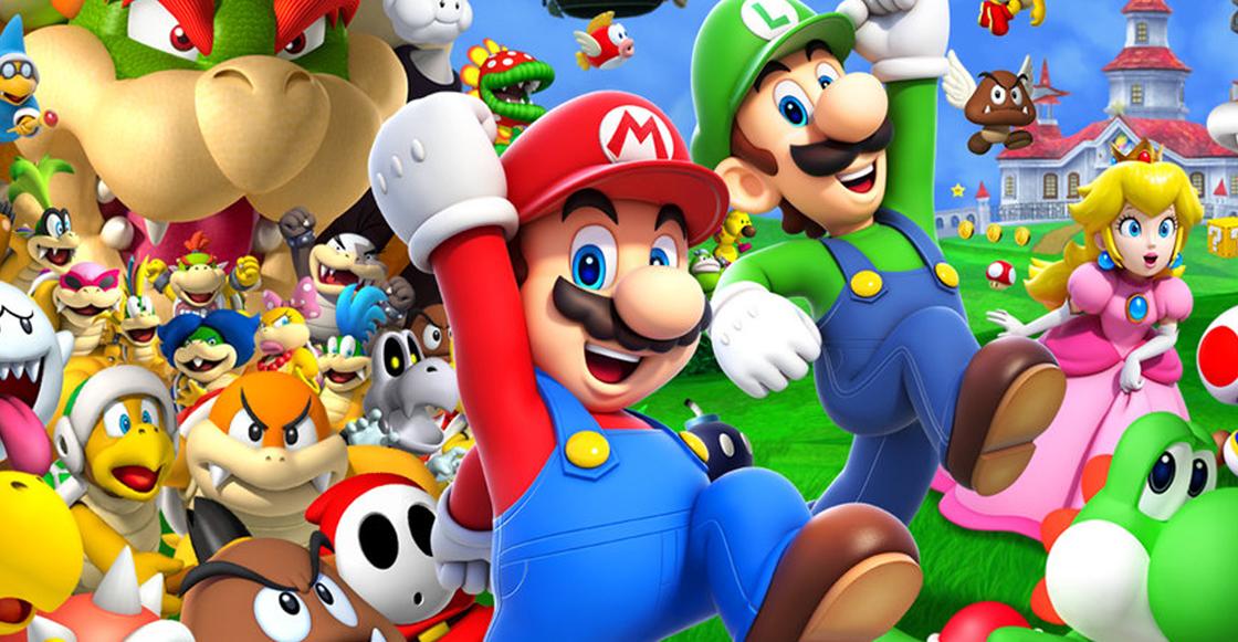 La película de Super Mario llegará hasta el 2022