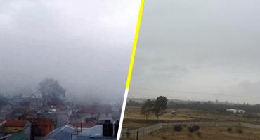 Ante tormenta invernal, suspenden clases en Puebla, Hidalgo, Tabasco y Campeche