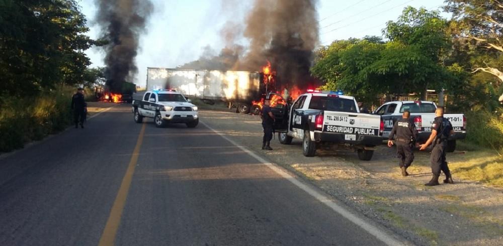 Enfrentamiento en Tomatlán, Jalisco