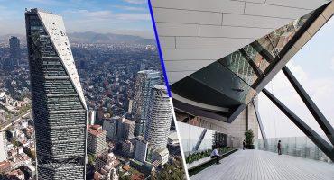 ¡Orgullo mexicano! La Torre Reforma es reconocida como el mejor rascacielos del mundo