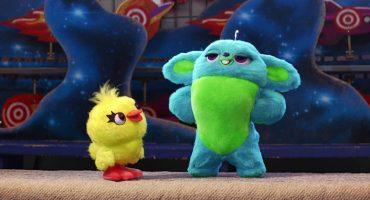 Toy Story 4: Conoce a Ducky y Bunny, los nuevos personajes de la película