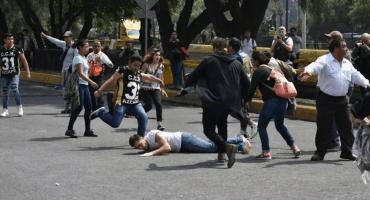 La UNAM expulsa a 3 jóvenes del CCH Naucalpan por agresiones en Rectoría