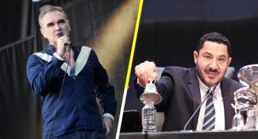 Lee la carta que Morrissey envió a Martí Batres y la Cuarta Transformación