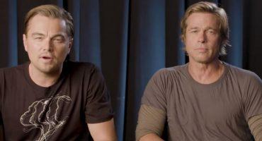 Leonardo DiCaprio y Brad Pitt se involucran en las elecciones de E.U.