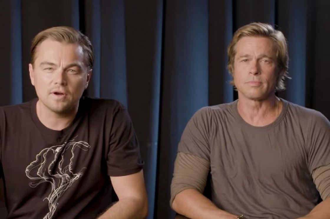 Bard Pitt y Leonardo DiCaprio