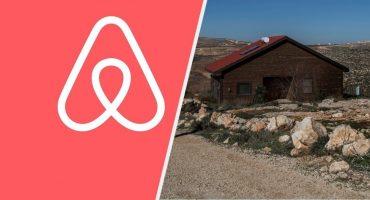 Airbnb en el centro de la disputa entre israelíes y palestinos
