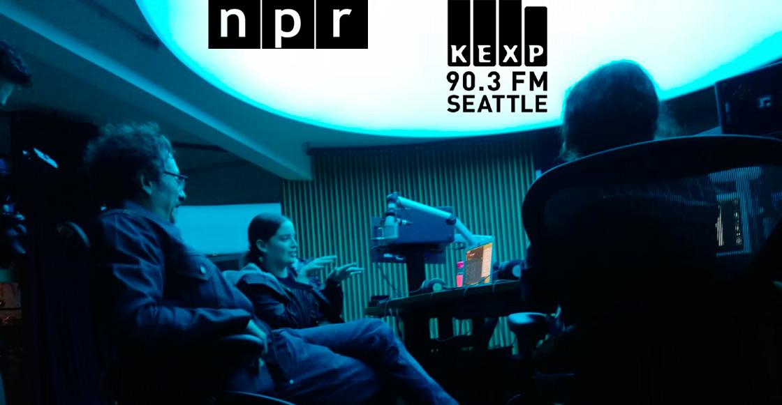 Aire Libre: la nueva estación de radio comparada con KEXP y NPR
