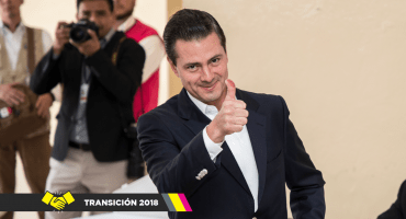 EPN se despide como el presidente peor evaluado de los últimos sexenios... y por bastante