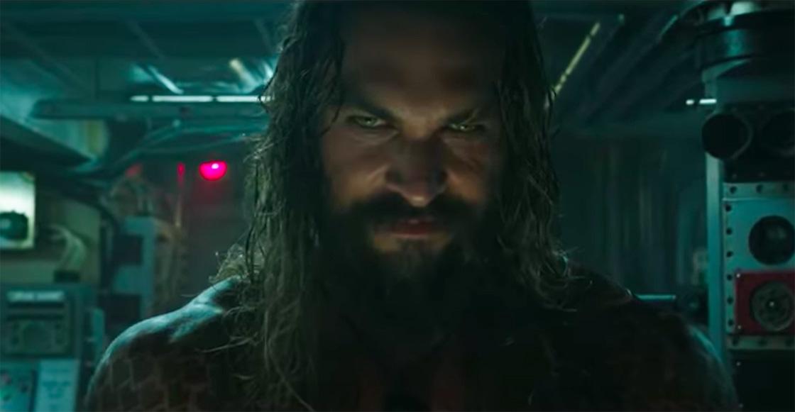 Checa el último tráiler de 'Aquaman'