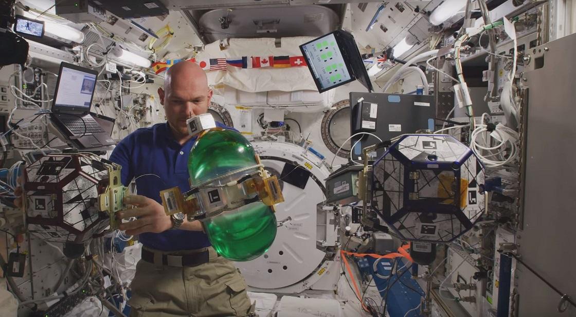 Astronauta de la NASA - Video en ultra HD