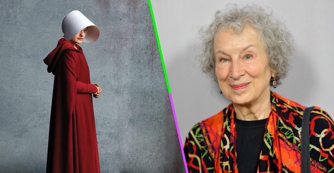 Margaret Atwood ya anda en la secuela literaria de 'The Handmaid's Tale'
