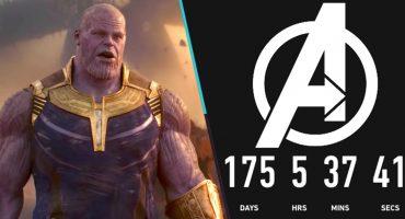 ¡Qué nervios! Marvel ya puso cuenta regresiva para el estreno de Avengers 4