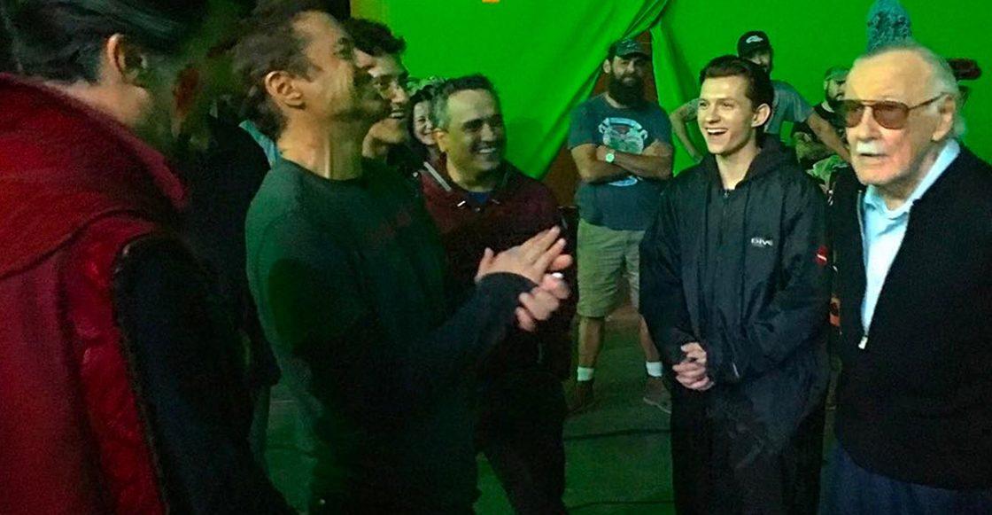Así se despidieron los Avengers y X-Men de Stan Lee