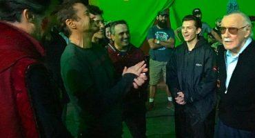 Lagrimita mil: Así se despidieron los Avengers y X-Men de Stan Lee