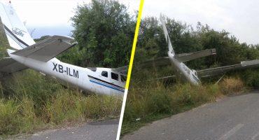 Cae una aeronave en Altamira, Tamaulipas; hasta el momento hay dos muertos