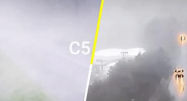 Tormenta invernal y Frente Frío 10 provocan bancos de niebla y una mañana gélida en CDMX
